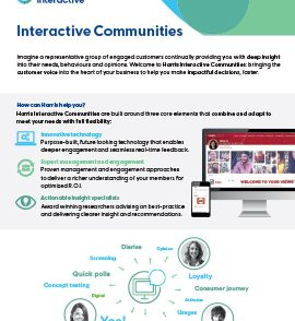 Harris Interactive Online Communitiesimage