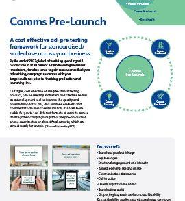 Comms Pre-Launchimage